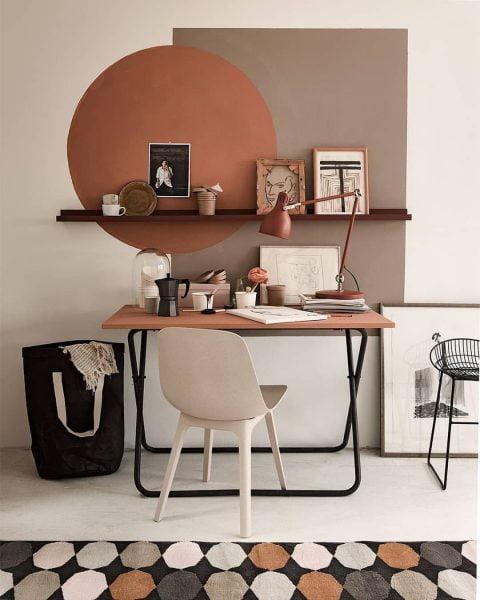 انواع میز های کاری زیبا