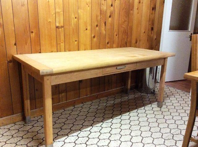 انواع میز چوبی 04