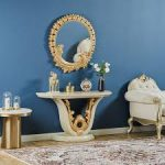 انواع میز کنسول سلطنتی