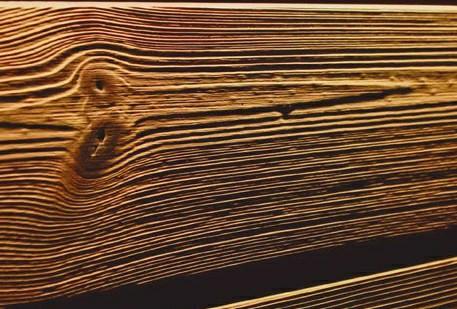 دیوارکوب چوب کاج سندبلاست