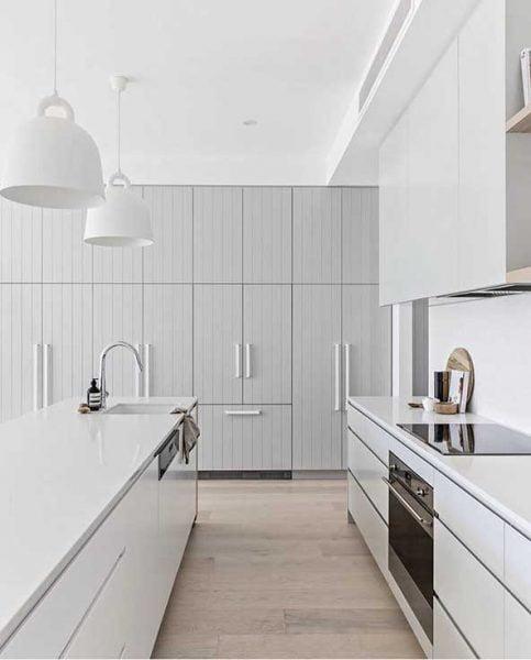 انواع کابینت چوبی برای آشپزخانه