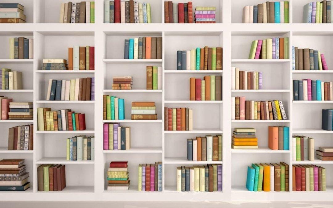معرفی 10 کتابخانه کوچک مدرن برای فضاهای کوچک