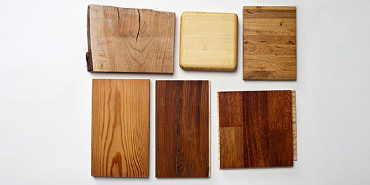 آشنایی با انواع کفپوش چوبی