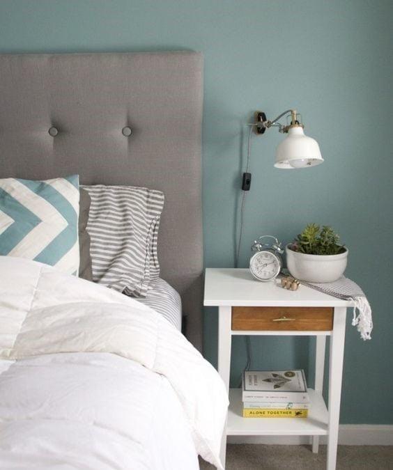 25   کمد کنار تخت که ارزش اضافه شدن به خانه شما را دارد