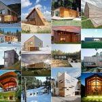 ایده برای طراحی کلبه های کوچک چوبی