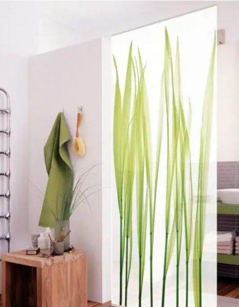 ایده تقسیم کننده اتاق بصورت آویزان