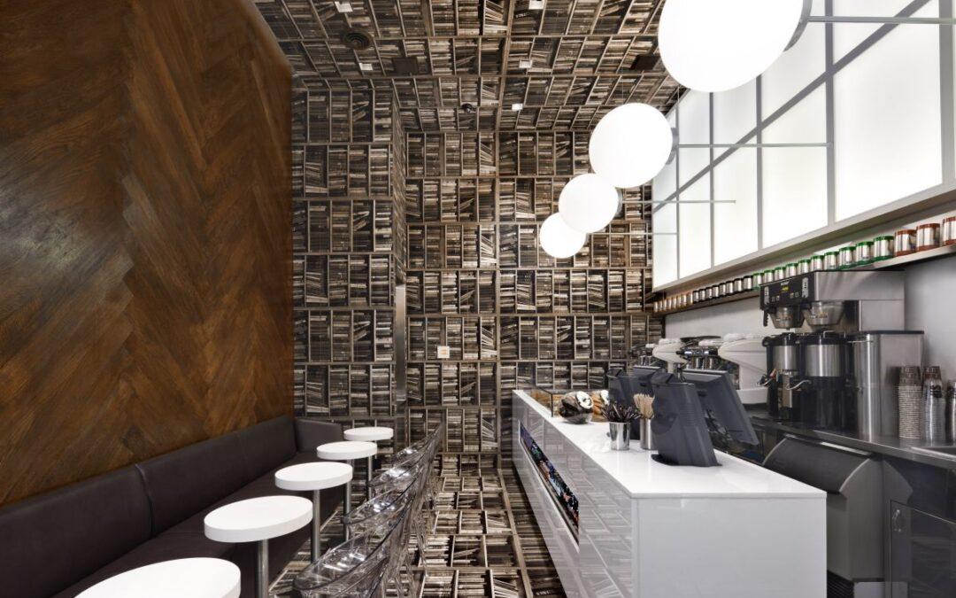 ایده های جالب برای کافه رستوران
