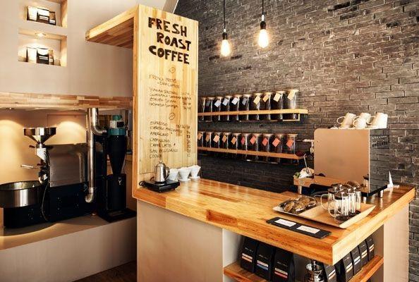 ایده دکوراسیون کافه رستوران