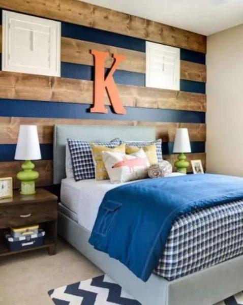 ایده دیوار اتاق خواب پسرانه