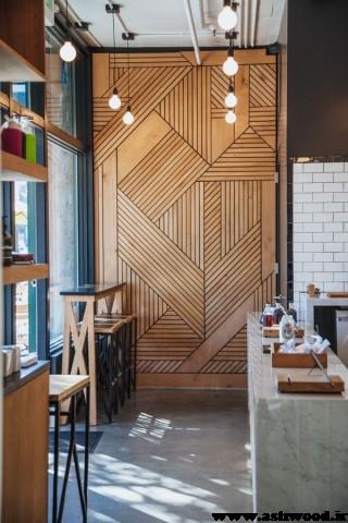 ایده های بی نظیر خانه , دکوراسیون چوبی منزل