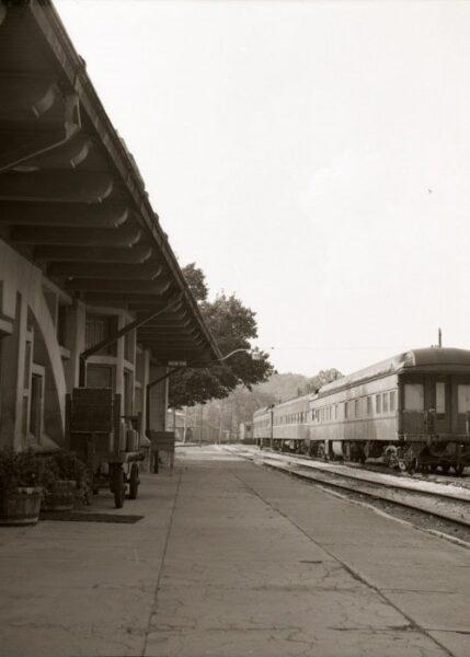 ایستگاه فرانسوی قدیمی
