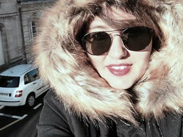گلوریا هاردی بازیگر نقش رها در سریال کیمیا + تصاویر