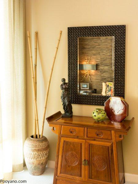 بامبو برای تزئین