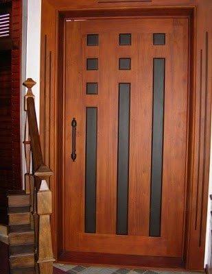 برترین درهای مدرن چوبی