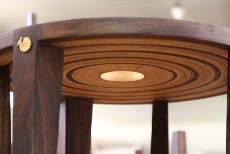 بررسی زیر و روی میز های چوبی