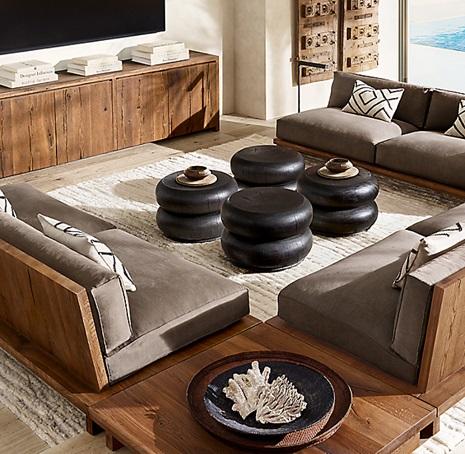 مقاومت مبل ساخته شده از  چوب بلوط در برابر ضربه