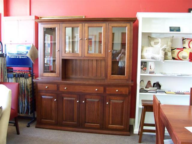 بوفه و ویترین , کتابخانه و قفسه