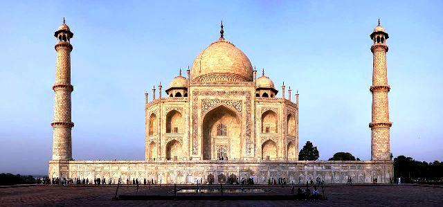 عمارت تاج محل هند