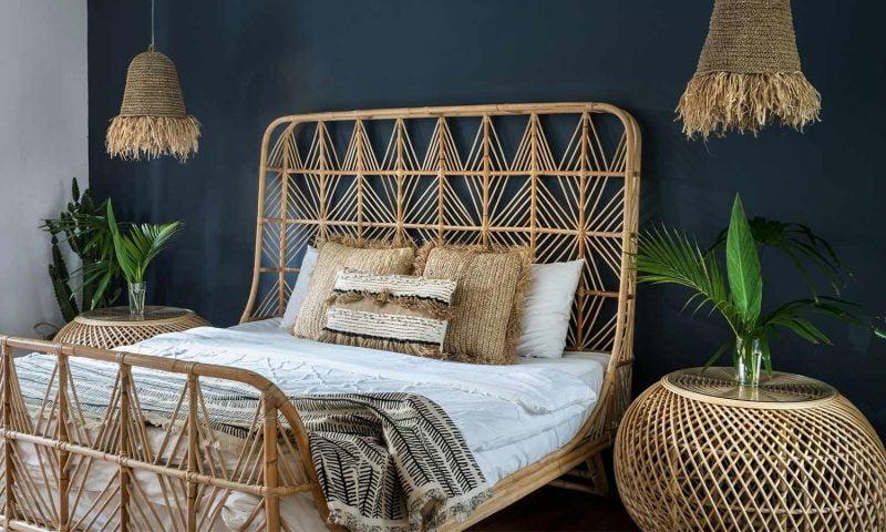تختخواب بافته شده