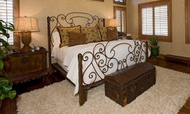 تختخواب تزئینی