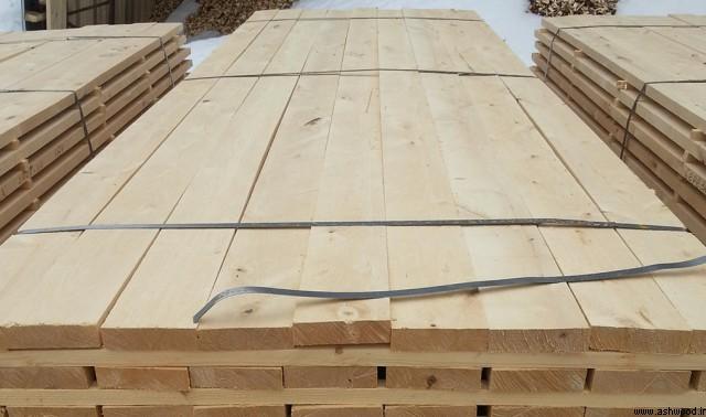 قیمت چوب روسی, انواع الوار چوب کاج,  تخته بنایی , برش چوب کاج روسی
