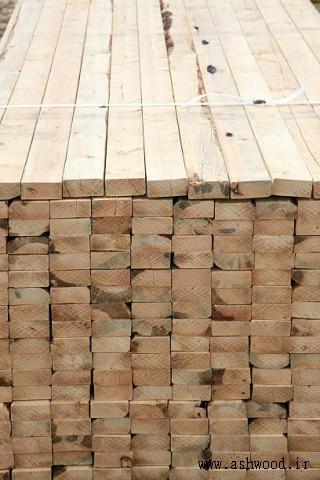 چوب چهار تراش , تخته کاج روسی
