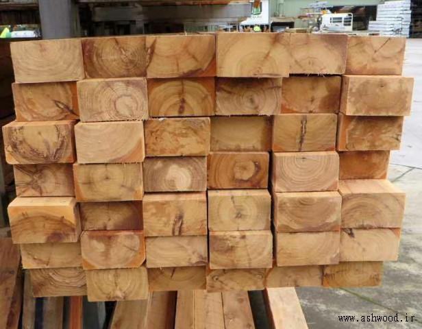 انواع چوب چهار تراش , لیست قیمت چوب چهار تراش + عکس