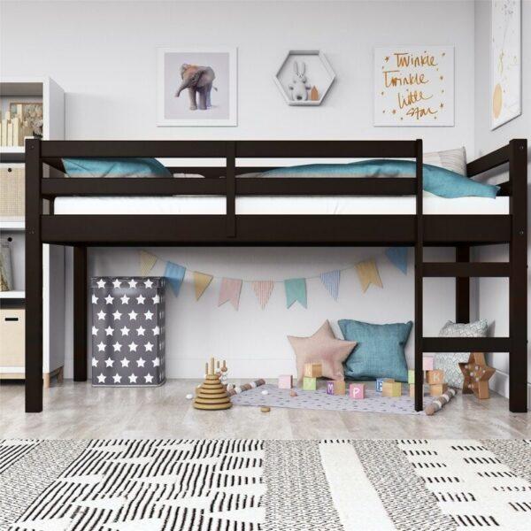 تخت خواب دو طبقه سفری