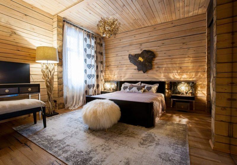 تخت خواب های چوبی