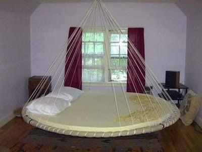 تخت خواب های گرد