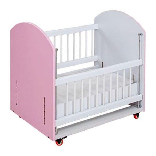 تخت خواب چرخ دار برای نوزاد