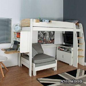 مدل تخت خواب چوبی
