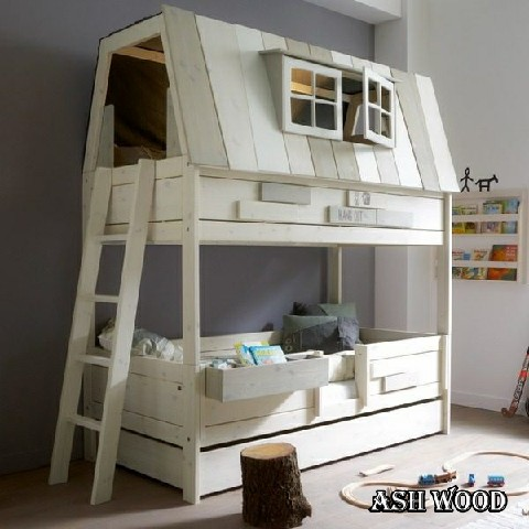 راهنمای نهایی تخت خواب چوبی سه طبقه و دو طبقه کودک