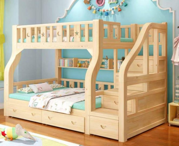 تخت های دو طبقه
