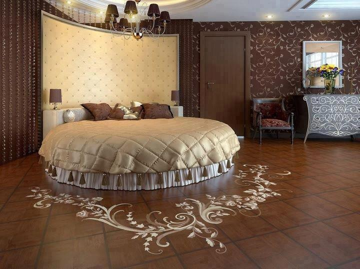 تخت های گرد و مزایای آنها