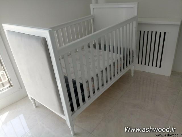 تخت خواب و دکوراسیون اتاق خواب کودک