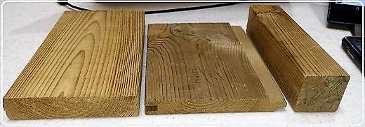 فروش انواع چوب ترمووود