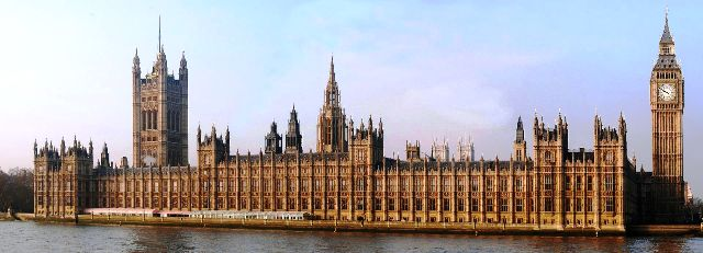 تصویرو عکس زیبا از کاخ وستمینستر