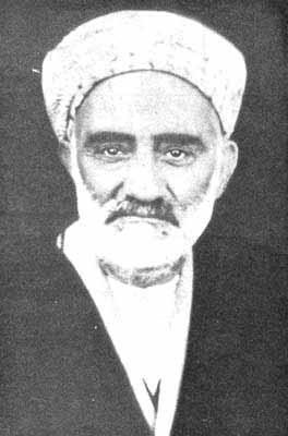 تصویری از شیخ رجبعلی خیاط