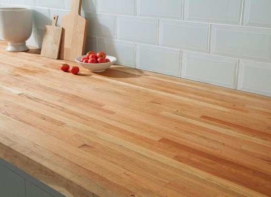 تصویر چوب گیلاس برای میز آشپزخانه