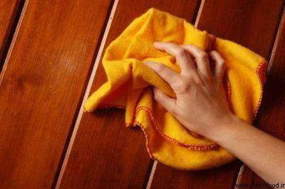 حفظ چوب مبلمان , نگهداری از رنگ و چوب مبلمان و دکوراسیون چوبی