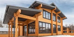خانه و ساختمان چوبی