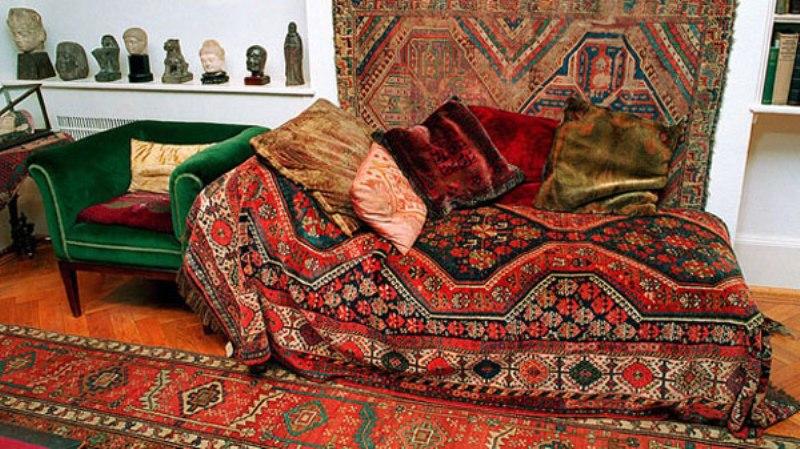 چیدمان خانه به سبک اصیل ایرانی