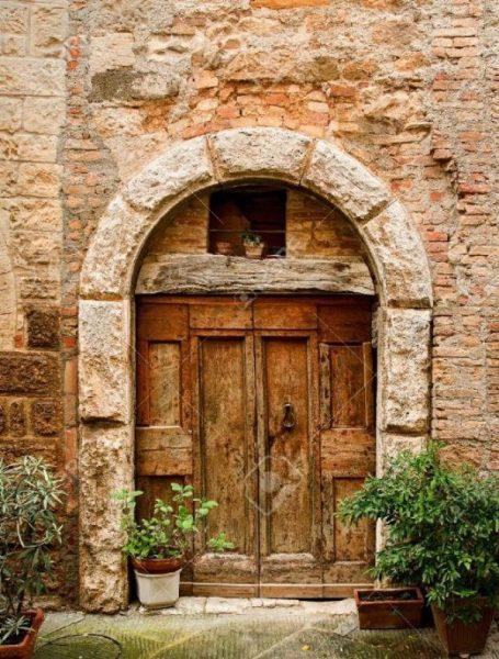 دربهای چوبی سنتی