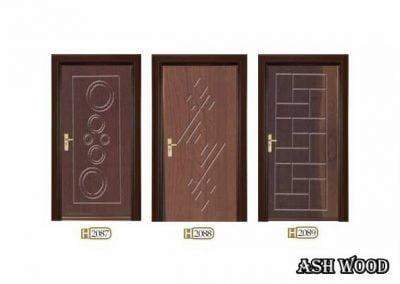 مدل درب اتاقی , درب اچ دی اف , درب ملامینه و درب های PVC