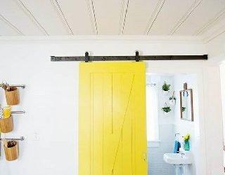 با درب های انبار داخلی ، مقداری روح تازه را به خانه خود بیاورید