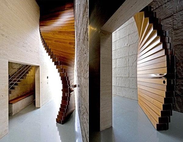 درب با طراحی خاص