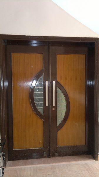 درب بدون تقارن