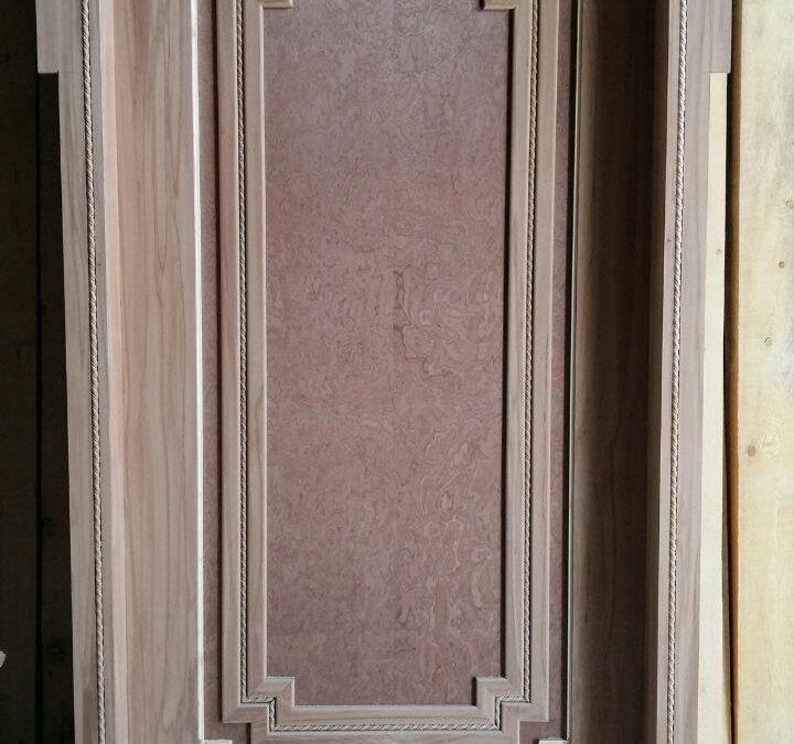 لیست قیمت انواع درب و چهارچوب چوبی