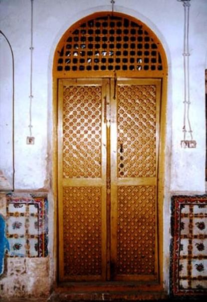 دربِ خانهٔ حسینی ، تهران